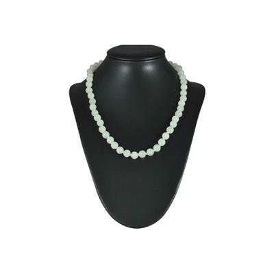 Collier perles rondes - Jade