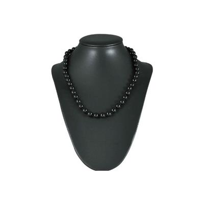 Collier perles rondes - Onyx