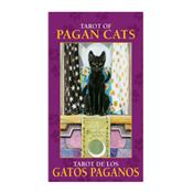 Mini Tarot des Chats Païens - Tarot of Pagan Cats
